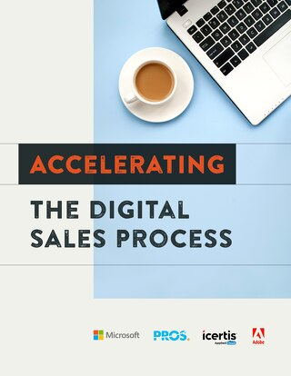 Accelerating the Digital Sales Process