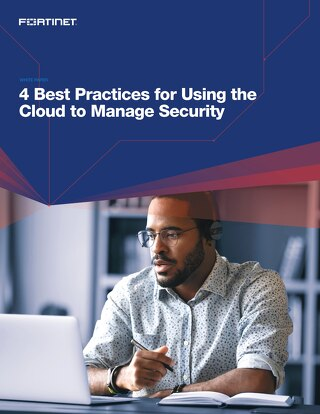 4 Best Practices for Using the Cloud to Manage Security