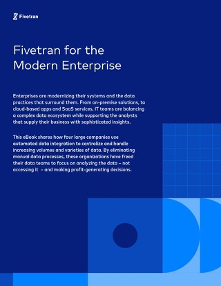 Fivetran for the Modern Enterprise