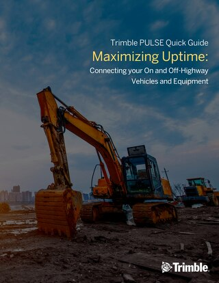 Maximizing the Uptime of your Construction Equipment Quick Guide
