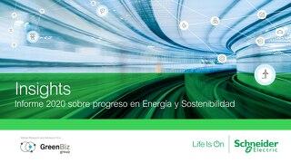 INSIGHTS: Informe 2020 sobre progreso en Energía y Sostenibilidad