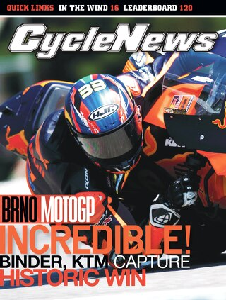Cycle News 2020 Issue 32 August 11