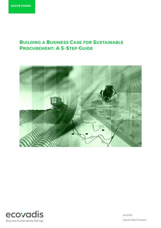 Construyendo un Caso de Estudio para las Compras Sostenibles