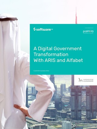 Dubai takes giant digital step with ARIS and Alfabet