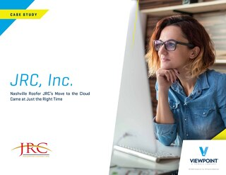 JRC Moves to the Cloud with Vista, VRL