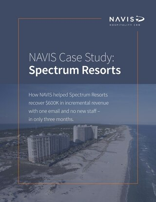 Spectrum Resorts Case Study