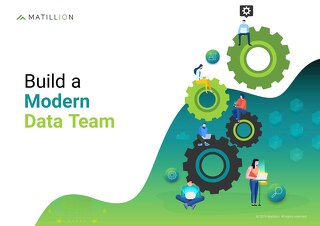 Build a Modern Data Team