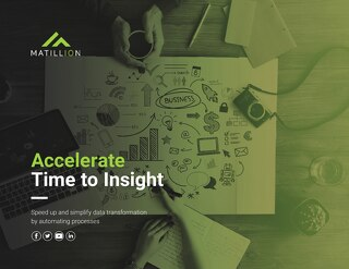 Accelerate Time to Insight