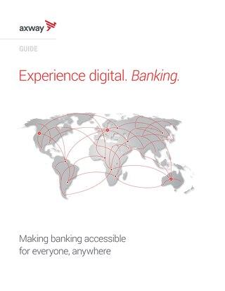 Experiência digital para Instituições Financeiras