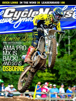 Cycle News 2020 Issue 33 August 18