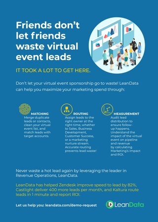 Optimizing Virtual Event ROI