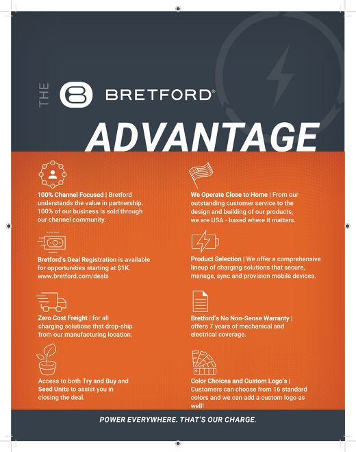 The Bretford Advantage