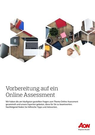 Vorbereitung auf ein Online Assessment Guide