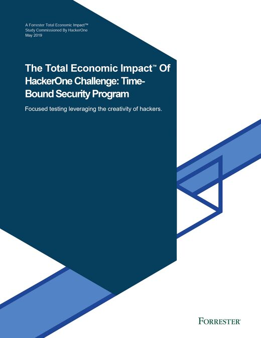The Total Economic Impact Of HackerOne Challenge: Time- Bound Security Program