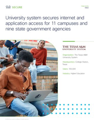Texas A&M University System Customer Story