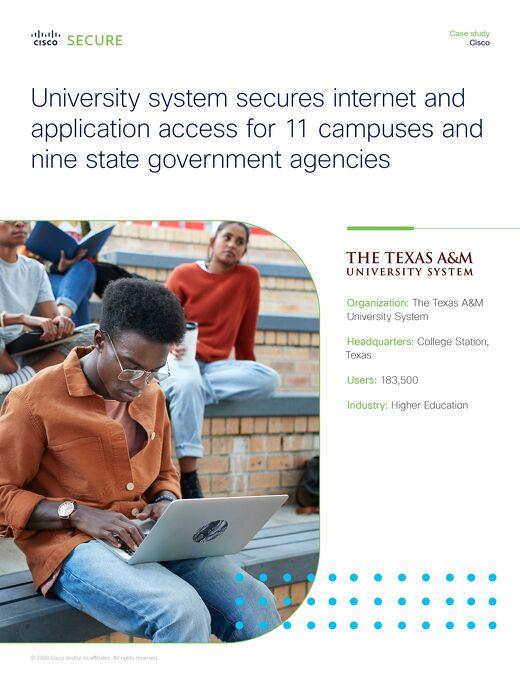Texas A&M University System Customer Story
