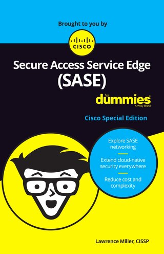 NEW: Secure Access Service Edge (SASE) For Dummies ebook