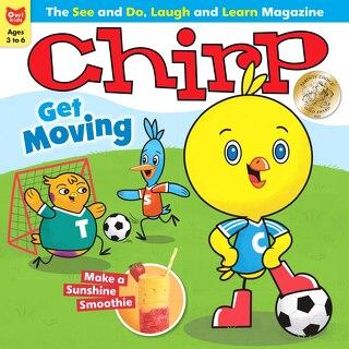 Chirp - Summer 2020