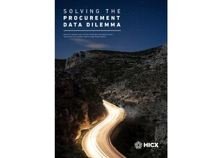 HICX - Solving the procurement data dilemma
