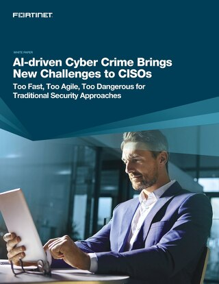 AI-driven Cyber Crime Brings New Challenges to CISOs