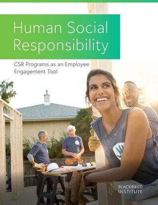 Human Social Responsibility