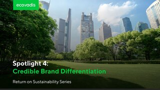 Spotlight 4: Credible Brand Differentiation