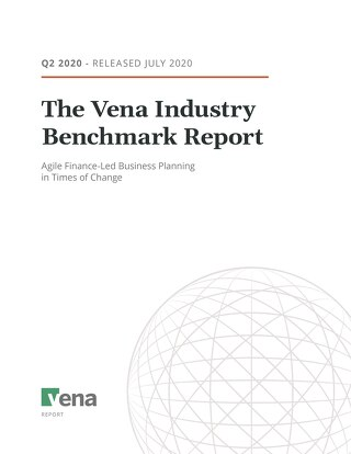 The Vena Industry Benchmark Report, Q2 2020