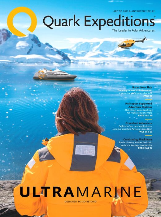 Ultramarine Mini-Brochure