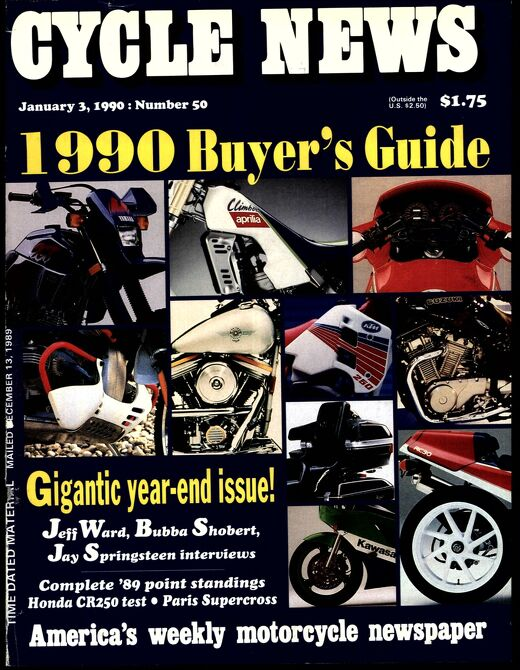 Cycle News 1990 01 03