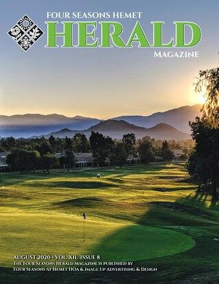 Hemet Herald August 2020