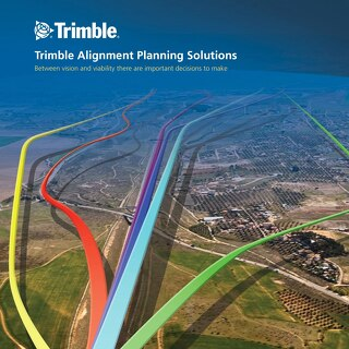 Trimble Alignment Planning Solutions