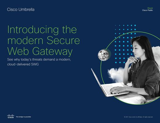 Have you outgrown your traditional secure web gateway?