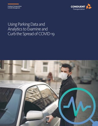 Using Parking Data and Analytics to Examine and Curb the Spread of COVID-19