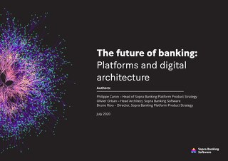 Componentized banking affords banks incredible agility in terms of technology and application.
