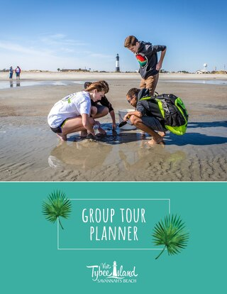 Visit Tybee Official Group Tour Planner