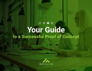 Your Guide to a Successful Proof of Concept