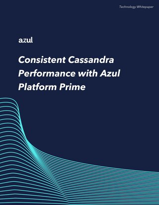 Consistent Cassandra Performance  with Zing