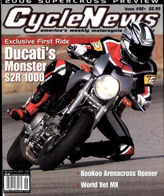 Cycle News 2005 11 23