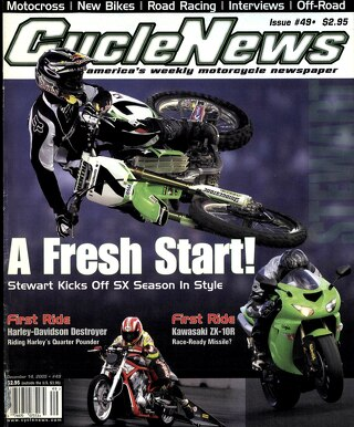 Cycle News 2005 12 14