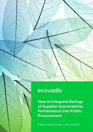 EcoVadis Handbuch: Nachhaltige öffentliche Beschaffung