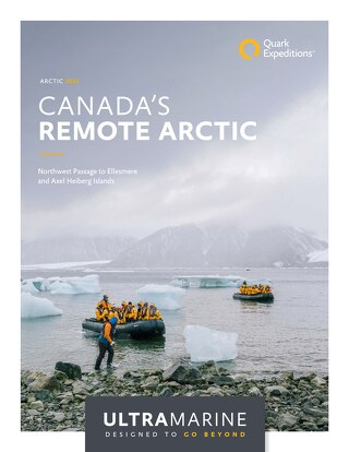 Canada's Remote Arctic: Northwest Passage to Ellesmere and Axel Heiberg Islands