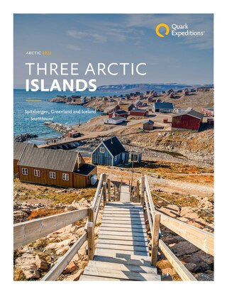 Three Arctic Islands: Iceland, Greenland, Spitsbergen