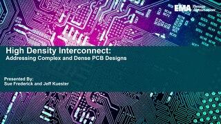 High Density Interconnect Webinar Slides