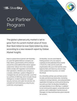SilverSky Partner Program