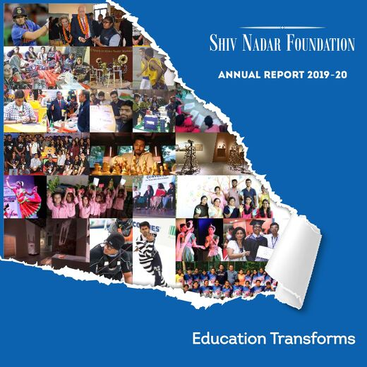 Shiv Nadar Foundation Annual Report 2019-20