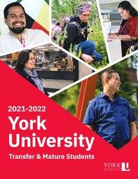 VP Students - Transfer - YorkU 2021-2022 Transfer Handbook