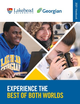 Lakehead Georgian Viewbook 2021