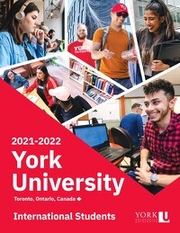 VP Students - International Students - YorkU 2021-2022 International Booklet