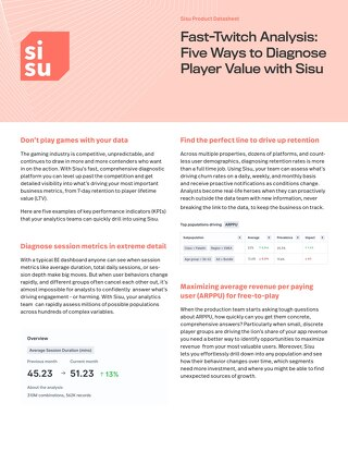 Fast-Twitch Analysis | Five Ways to Diagnose Player Value with Sisu