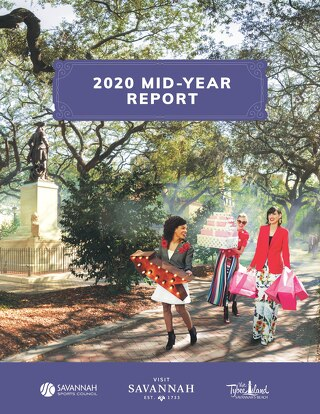Visit Savannah 2020 Mid Year Report